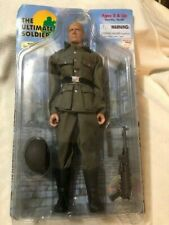 """The Ultimate Soldier 12"""" 1/6 Scale WWII World War 2 GERMAN INFANTRY Figure"""