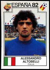 Espana 82 Alessandro Altobelli Italia #143 World Cup Story Panini Sticker (C350)