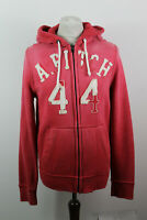 ABERCROMBIE & FITCH Zip Up Hoodie size M