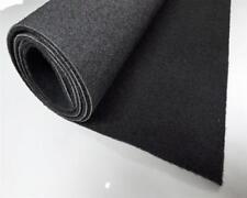 6,40 Euro/m² Autoteppich schwarz Meterware Kofferraummatte Fußmatten Oldtimer