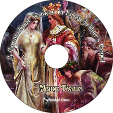 A Connecticut Yankee In King Arthur's Court - MP3 CD in paper sleeve