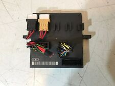 Audi A4 B7 On Board Power Supply Unit Controler 8E0907279J