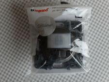 Enjoliveur manette inter automatique emett//récep Legrand Céliane titane 68335