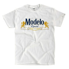 Modelo Beer White T-Shirt - Ships Fast! High Quality!