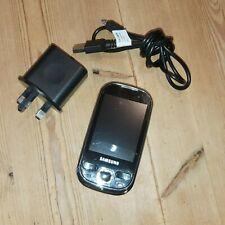 Samsung Galaxy Europa GT-I5500 - Ebony Black (Three) Smartphone
