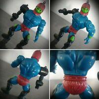 Vintage He-Man Trap Jaw Action Figure Masters Of The Universe MOTU 81 Mattel