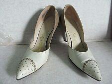 Vintage Women'S Newtom Elkin Shoes in box! Heels 1960'S sz 8-1/2 Aaa Titches