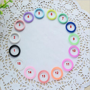 5X/Set O-Rings Silicone Baby Dummy Pacifier Chain Clips MAM Adapters Holder^qi