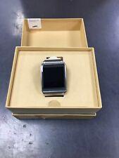 SAMSUNG GALAXY GEAR SM-V700 ANDROID Smart Watch blanc/argent