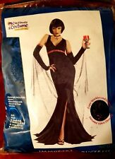 New Adult California Costume Immortal Seductress Halloween Costume Size M