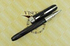 NEW + BOX Visconti Rembrandt Eclipse & Palladium Rollerball Pen