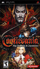 Castlevania: Dracula X Chronicles PSP New Sony PSP