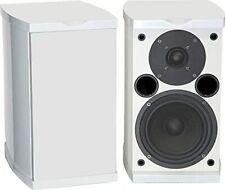 Advance Acoustic Air50 Aktiv Lautsprecher Paar Bassreflex weiss DJ Equipment