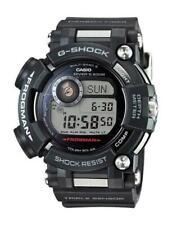 Casio G-Shock Frogman Tough Solar Black Multifunction Mens Watch GWFD1000-1