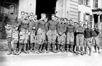 "1910-1915 Yale Football Team, New Haven, CT Vintage Old Photo 11"" x 17"" Reprint"