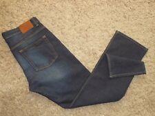 Mens GANT Tyler Regular-Straight Fit Jeans - Size 35x34