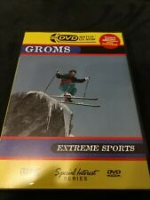 GROMS Extreme Sports - Ski, Surf, Snowboard, Mountain Bike, Rock Climbing DVD