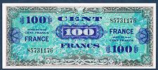 FRANCE - 100 FRANCS VERSO FRANCE VF n° 25. 1 de 1944. en SPL  85731176