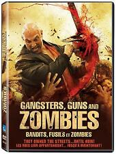 Gangsters, Gun and Zombies (DVD)  NEW sealed
