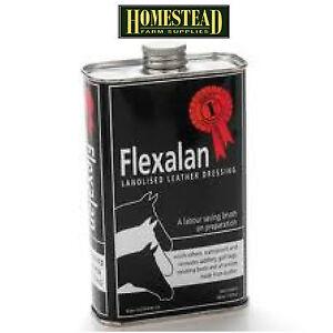 FLEXALAN LEATHER DRESSING - 500 ML