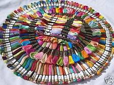 240  New ANCHOR Cross Stitch Threads. 240 Different Colours, Great value