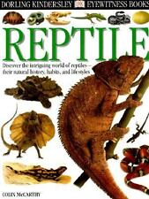 Reptile by Colin McCarthy (2000, Hardcover)