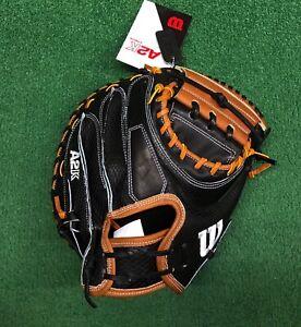 """2021 Wilson A2K M1D 33.5"""" Baseball Catchers Mitt - WBW100071335"""