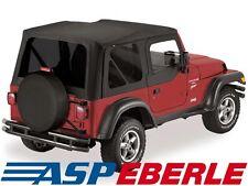 Ersatzsofttop Softtop Verdeck Black Diamond Jeep Wrangler TJ 96-06