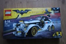 LEGO Batman Movie The Penguin Arctic Roller 2017