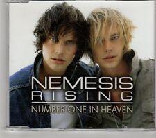 (GT650) Nemesis Rising, Number One In Heaven - 2007 DJ CD