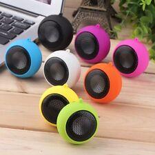 ✓ mini hamburger speaker loudspeaker speakers compatible mp3 all telephone