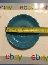 Homer Laughlin China Co Fiesta USA Xxd Lead Free Blue Plate 6 Inch Plate
