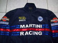 1 NEU LANCIA MARTINI RACING Fan - Jacke blau jacket veste jas giacca jakka jack