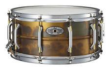 Pearl 14x6.5 Beaded Brass SensiTone Premium Snare Drum - Video Demo