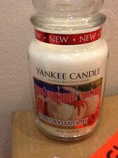 yankee candle white chocolate apple USA large jar