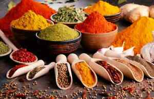 RAJAH Whole & Ground Spices, Masalas & Curry Powders and Seasonings