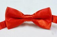nœud enfants Rouge Noeud Papillon Our Enfants Réglable Mariage Baptême