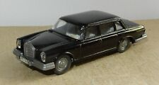 RARE MICRO WIKING HO 1/87 MERCEDES BENZ 600 NOIRE