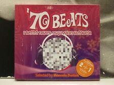 70 BEATS - I BATTITI DANCE DEGLI ANNI SETTANTA - VOL. 1 CD NUOVO SIGILLATO NEW