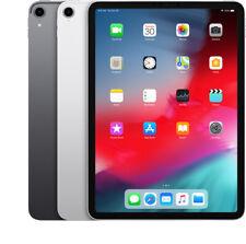 Apple iPad Pro (11 inch) (2018) -  64GB - Wi-Fi - Wi-Fi + Cellular
