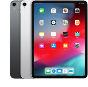 Apple iPad Pro (11 inch) (2018) -  64GB - Wi-Fi - Wi-Fi + Cellular