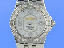 Breitling Starliner Lady Diamant Chronometer vom Uhrencenter Berlin 17784