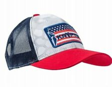 KRYPTEK USA TRUCKER HAT - # 19USAHYNV - YETI/RED/NAVY - NEW