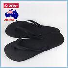Black Men Summer Casual Beach Thongs Slippers Shoes Flip Flops Men's Sandals