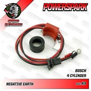 Powerspark Electronic Ignition Kit JFUR4 Left Hand Points Bosch Ford VW etc