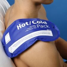 Reusable Hot and Cold Ice Heat Gel Pack for First Aid, Sports Back / Muscle pain
