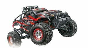 X-King AWD 1:12 Monstertruck Rot