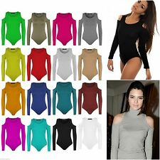 Long Sleeve Unbranded Stretch Tops & Shirts for Women