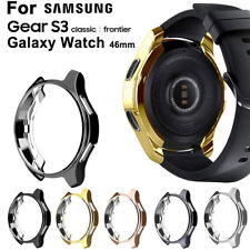 Skin Protective Cover TPU Watch Case For Samsung Gear S3 Galaxy Watch 46mm
