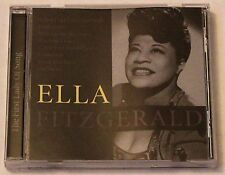 Ella Fitzgerald ‎– The First Lady Of Song CD